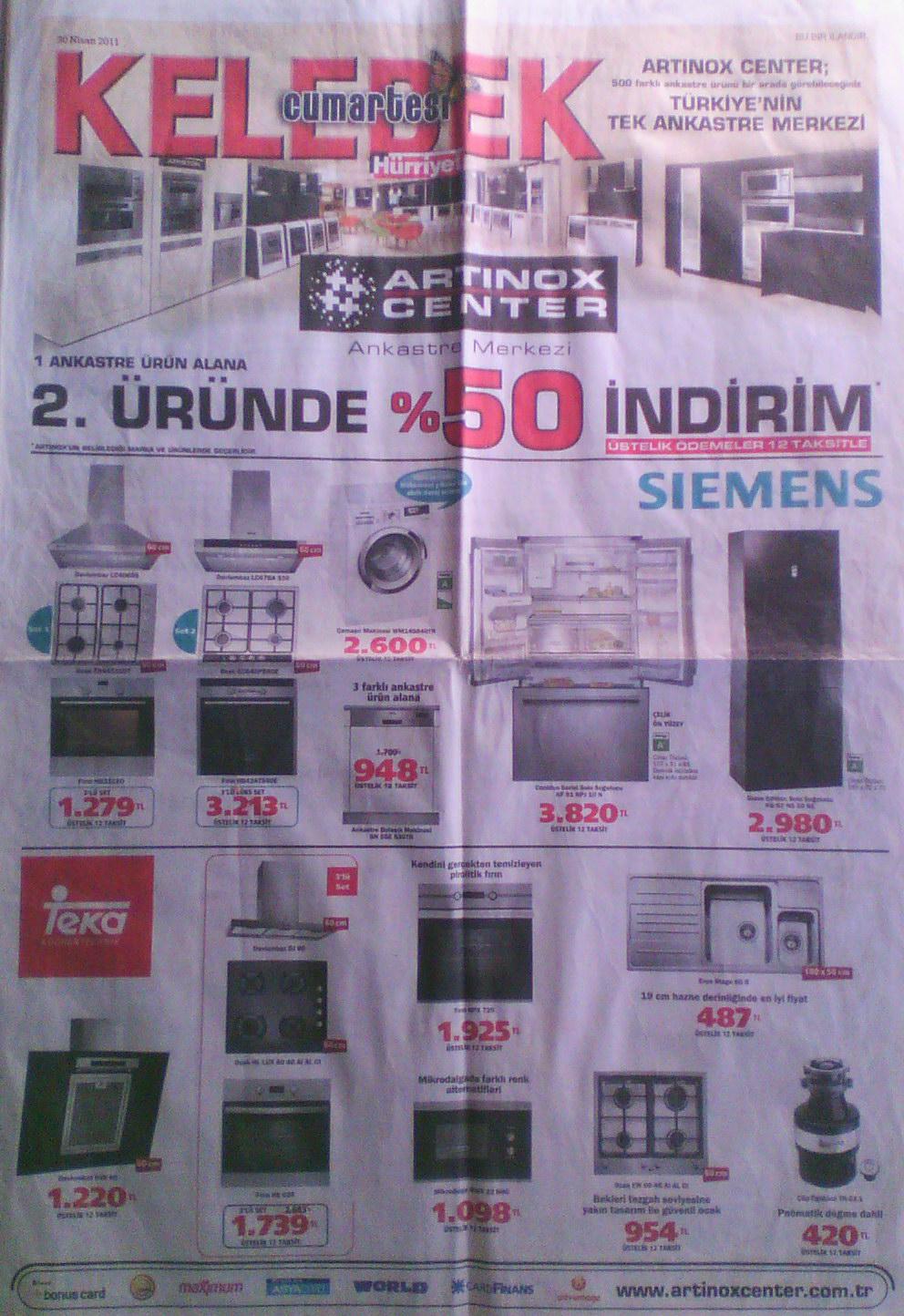 Kelebek eki sayfa 1/2 - 30/04/2011